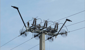 Electric overhead lines